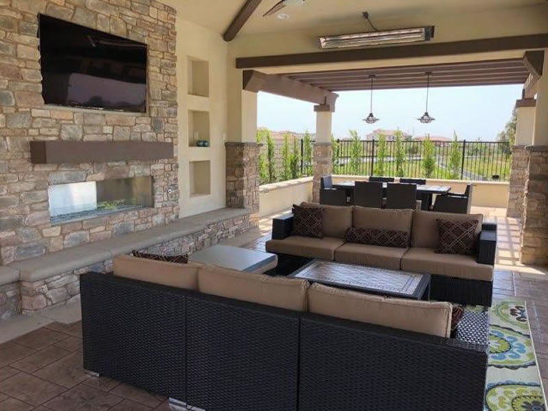 Del Mar Outdoor Living and Pool Design