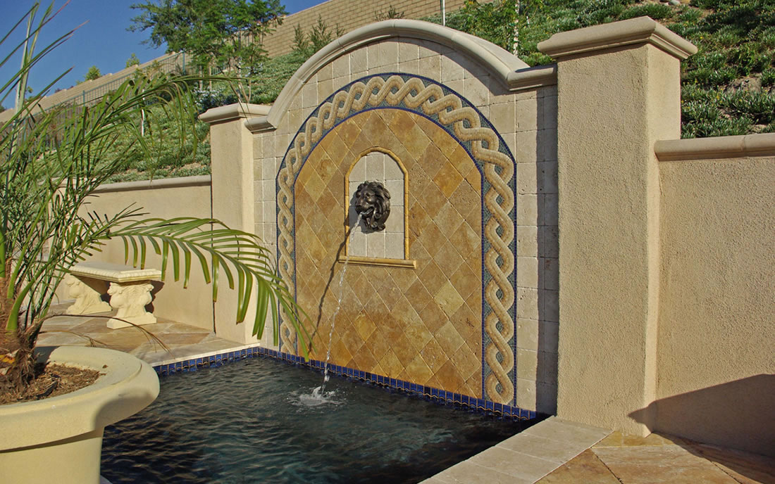 Pool Design and Water Features