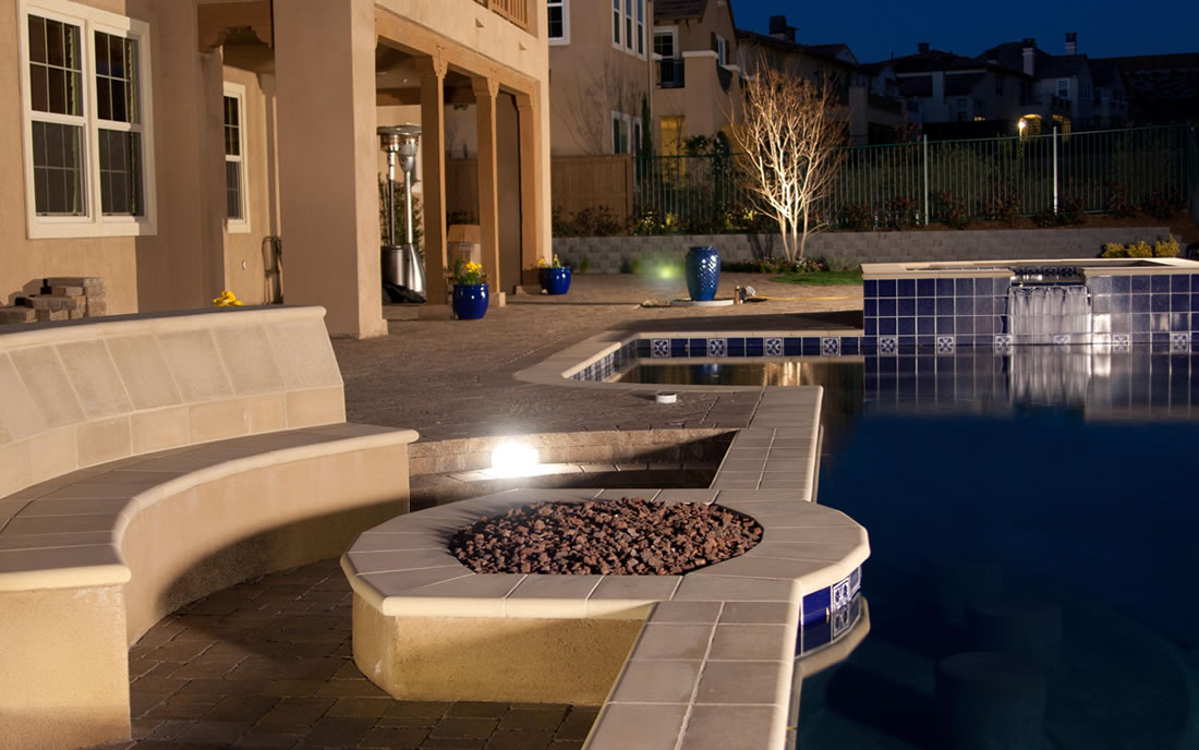 San Diego Outdoor Living Spaces: Outdoor Living Spaces W Pool And Patio Gallery Of San