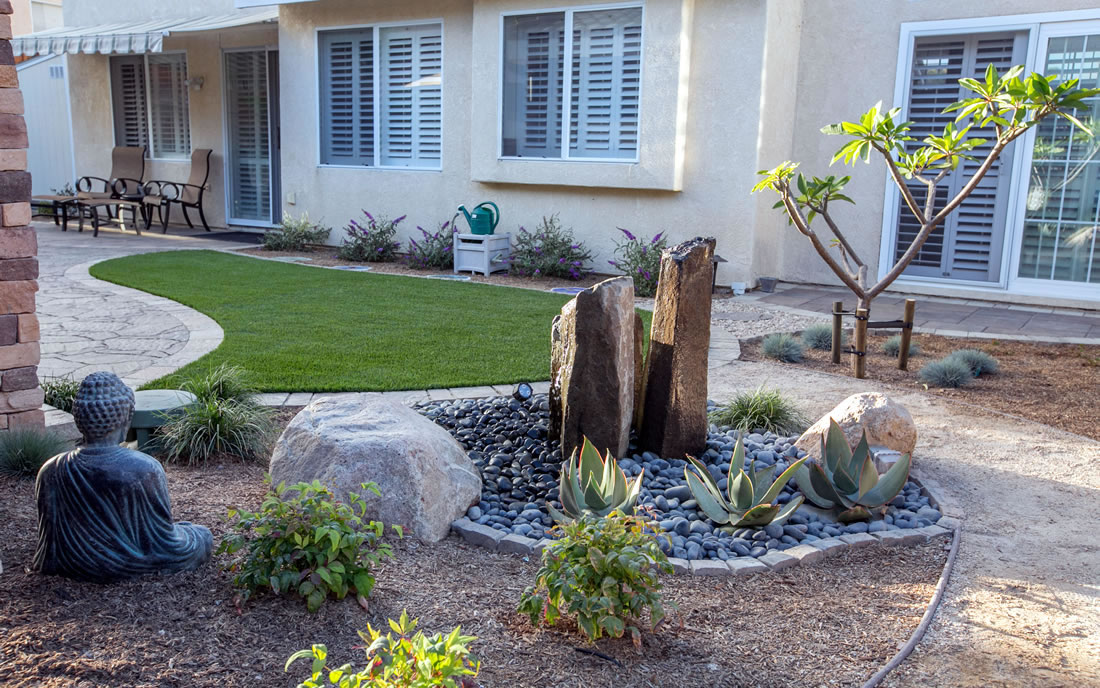 San Diego Outdoor Living Spaces: Outdoor Living Spaces With BBQ Island Gallery Of San Diego