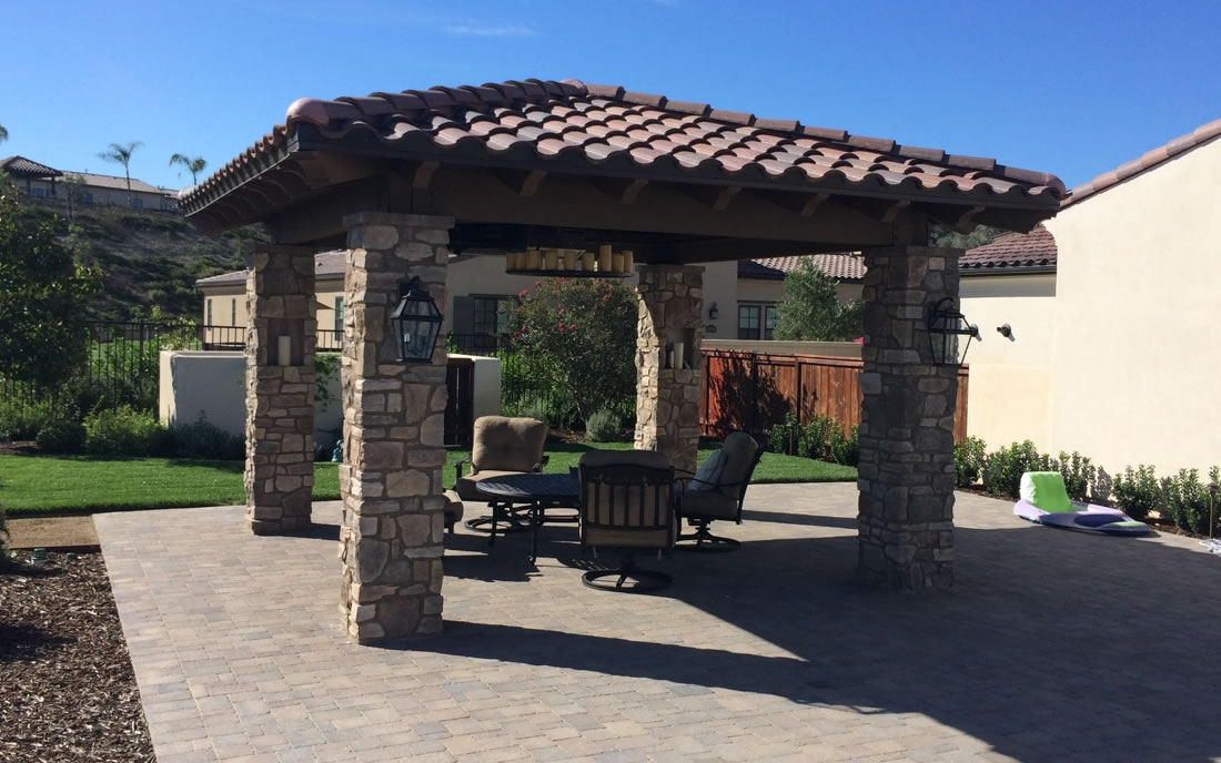 Patios, Outdoor Kitchens and Covered Patios