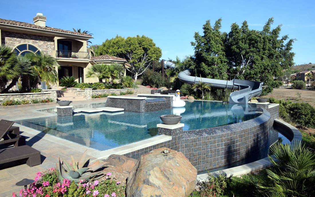 Swimming Pool Design, Swimming Pool Designer Gallery of San Diego ...
